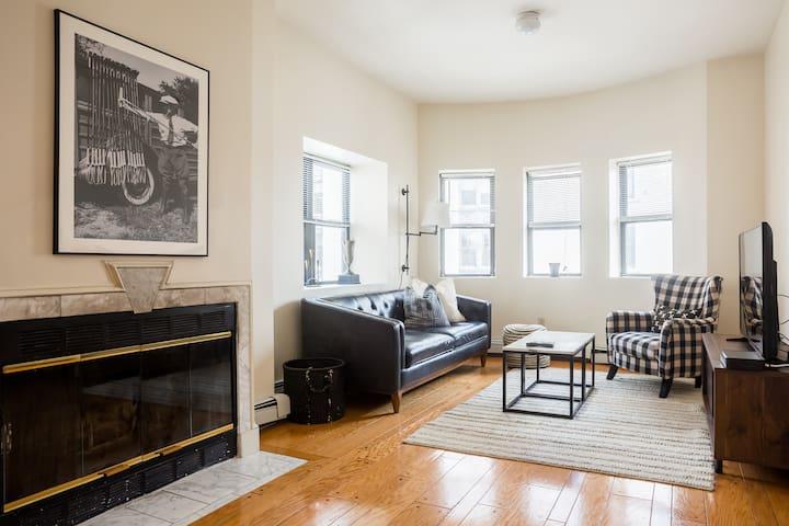 Fabulous 2bed 2bath apartment downtown Boston