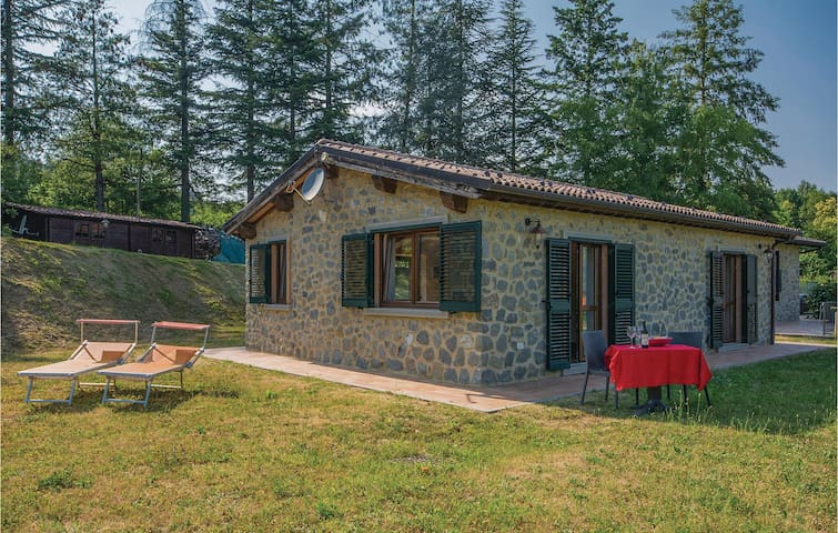 Holiday cottage with 1 bedroom on 55m² in Camporgiano (LU)