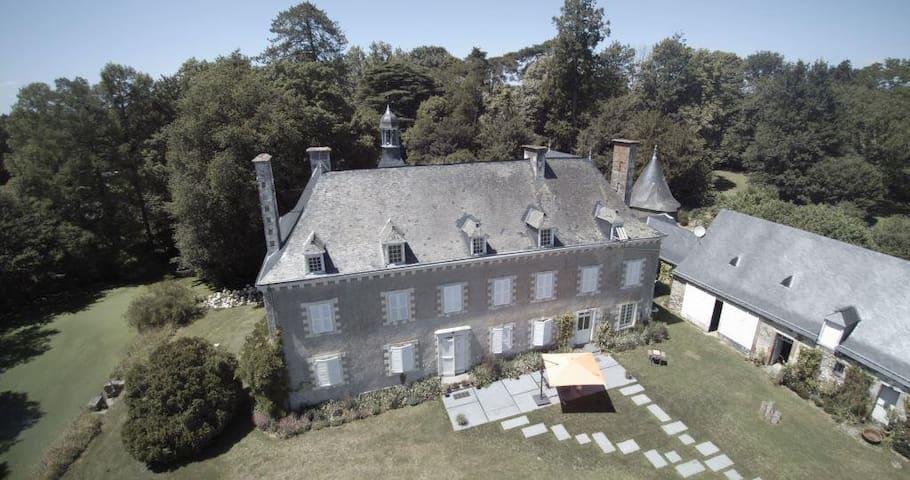 Château de la Jaille - Chambre ORANGE
