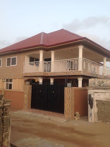 Keta Beach House, Ghana - Keta - Maison