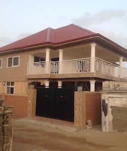Keta Beach House, Ghana