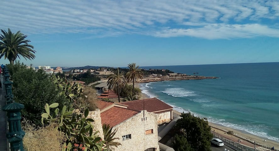 Cosy Room near the beach - Tarragona - Pis