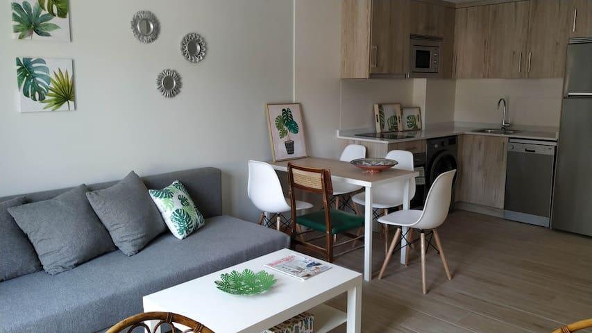 Apartamento Terraza Ega 3