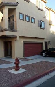 Private townhome - 北拉斯维加斯(North Las Vegas) - 连栋住宅
