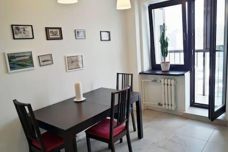 New bright apartment. 1 bedroom, 1 living room. - Sankt-Peterburg - Wohnung