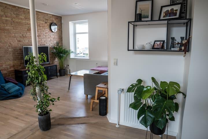 83 m2 moderne lejlighed i Haderslev
