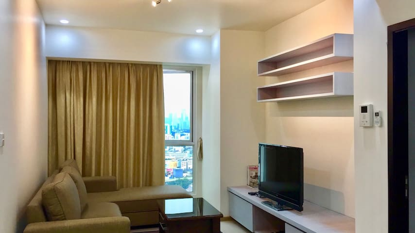 Gandaria Height, Nice 2 Bedroom Apartment + WIFI