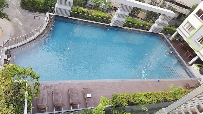 52sqm 1 BR Suite near Sathorn CBD - Bangkok - Departamento