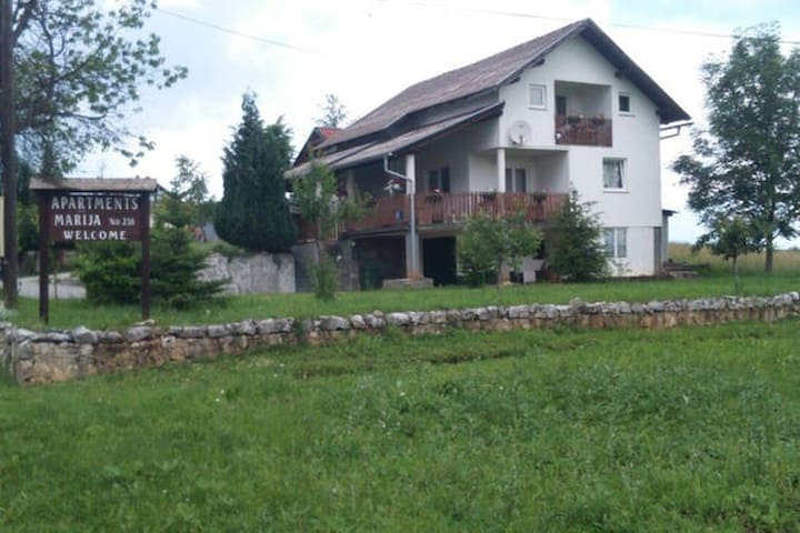 Marija apartment No 2 - Rakovica - Apartment