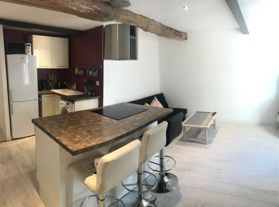 T2 coeur minimes appartements louer toulouse for Location garage toulouse minimes
