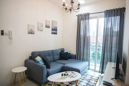 near Desa Parkcity/Plaza Arkadia by 52Hz Homestay