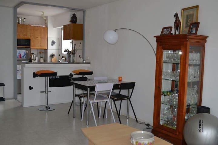 Appartement 2 lits