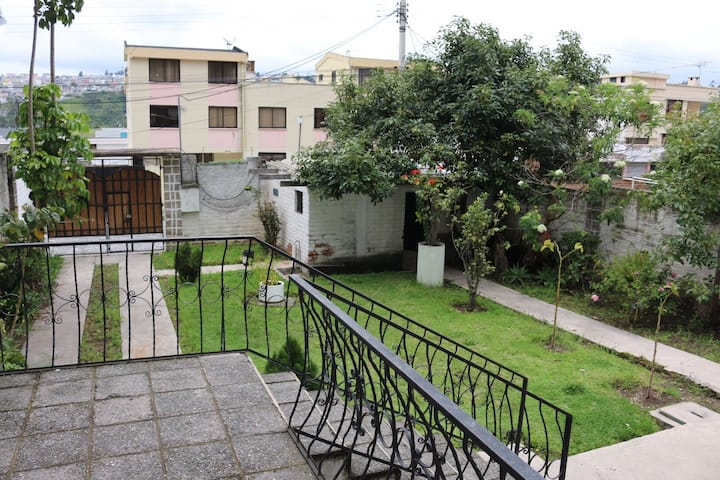 The perfect place in the middle of the world!Quito
