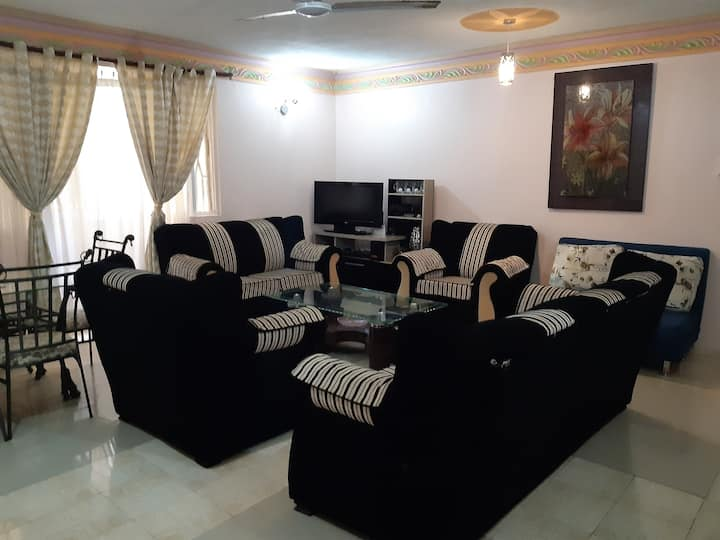 ☆Executive 2 Bedroom Serviced Apartment in Nyali ☆