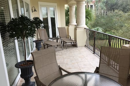 Sandestin Pine Ridge Villa Near Beach, Golf Cart - ミラマービーチ - 別荘