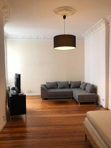 Enjoy your cozy 30m² room
