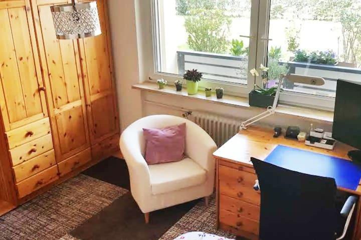 Private room in Wolfratshausen - near Munich
