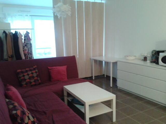 Shared studio apartment near Disneyland,woman only - ノアジールグラン - アパート
