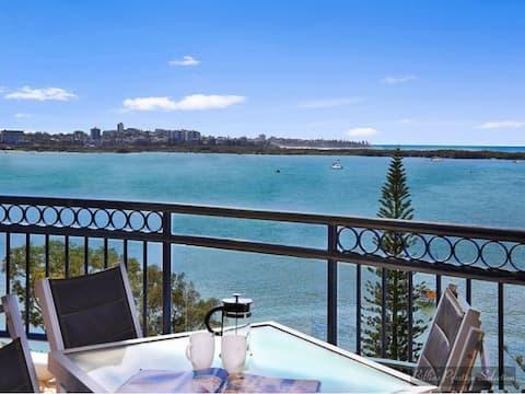 Luxury Ocean View Apartment Ramada Golden Beach