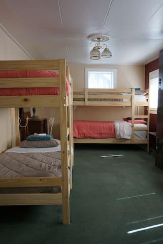 Colorado Trail House - The Bunkhouse