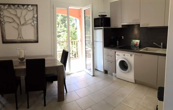 Appartement T2 tout confort à 200m de la plage