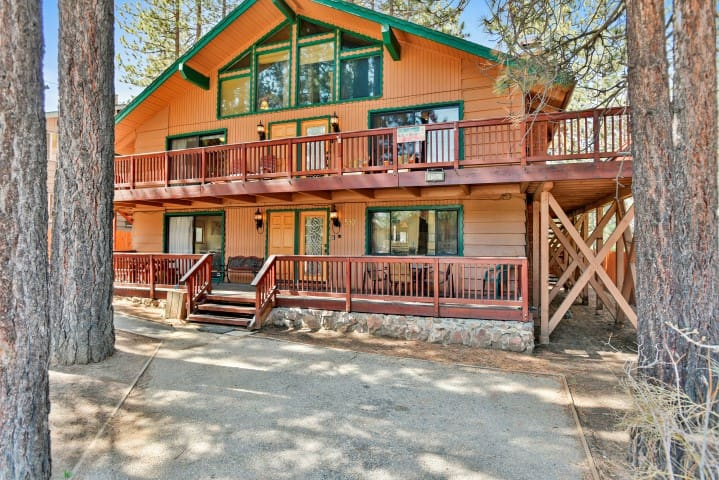 Summit Escape A - Cozy condo conveniently located! - Big Bear Lake - Rumah