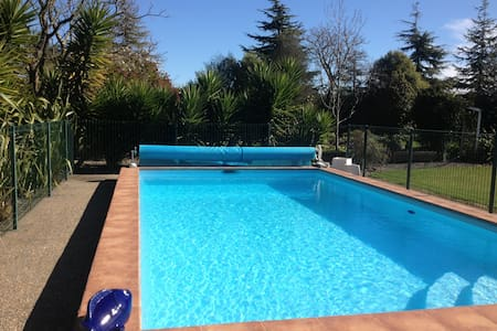 Parkhill Lodge - Villa + Heated Pool