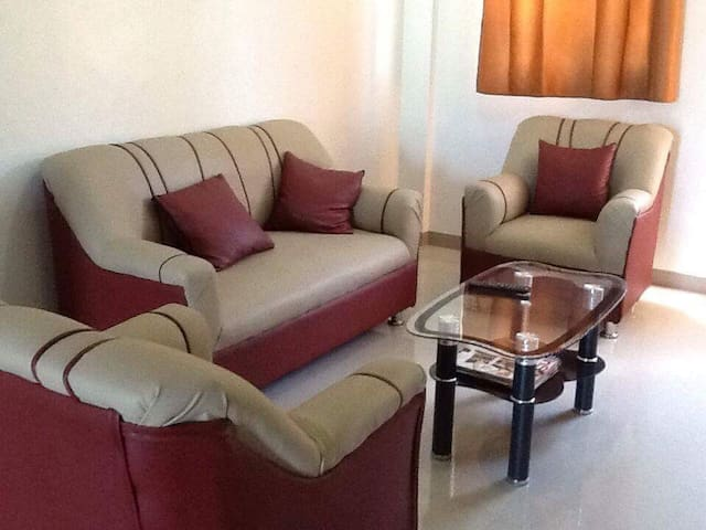 Fully Furnished 1 BR Unit in Anda - Anda