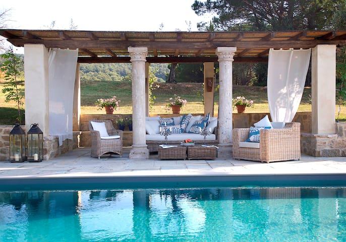 Tuscany Villa Ardisia - Cortone - Villa