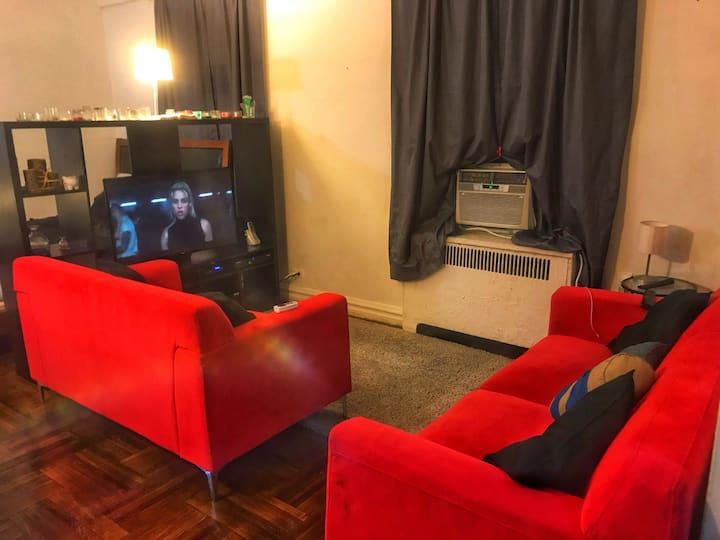 Apartamento compartido NYC.