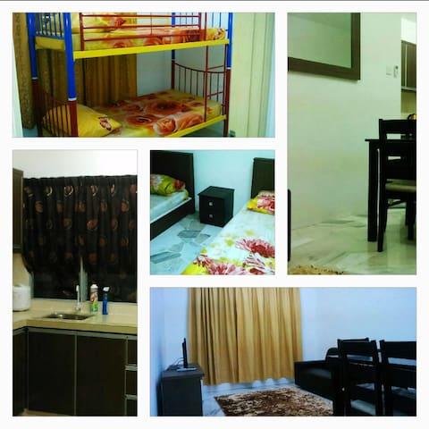 My Homestay (Lili) Puncak Alam - Bandar Puncak Alam - Leilighet