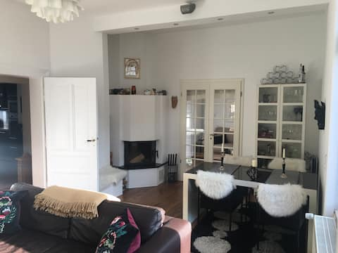 Great apartment close to Airport and City Center