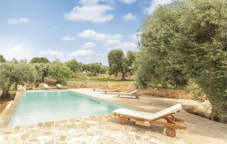 Holiday cottage with 3 bedrooms on 125m² in Ostuni -BR-