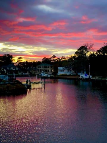 Waterfront Serenity