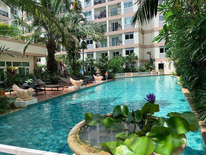 Park Lane, Jomtien resort, Pattaya Condominium