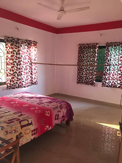Beautiful and spacious Goan 2 bedroom apartment