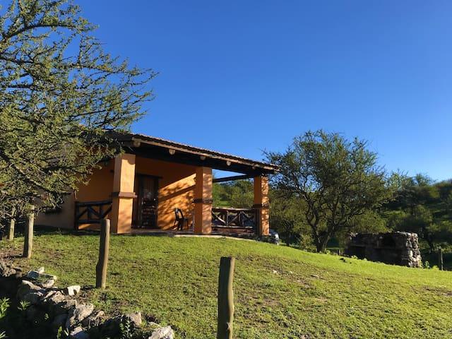 Cabaña de Montaña con cuatro hectáreas de bosque