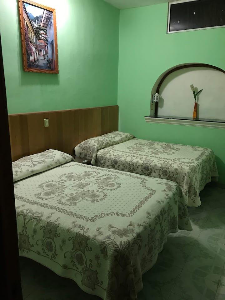 Hotel Cosoleacaque Veracruz