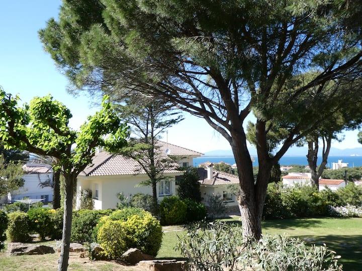 Great family house seaside L'Escala