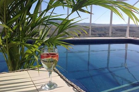 Cortijo Colina a rural retreat in Spain - Puerto Lumbreras - Bed & Breakfast