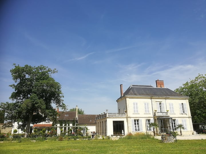 Charming holiday cottage in Champagne France