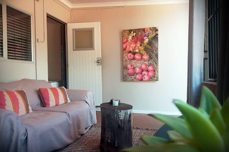 Ganico Tiny Home on an Organic Pomegranate Orchard