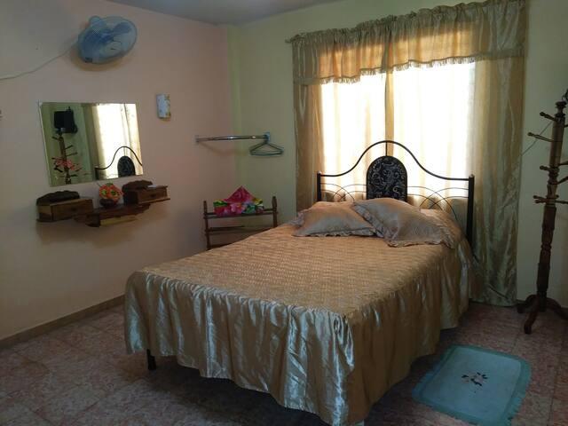 Apartamento confortable, donde se puede disfrutar de una estancia feliz y tranquila.