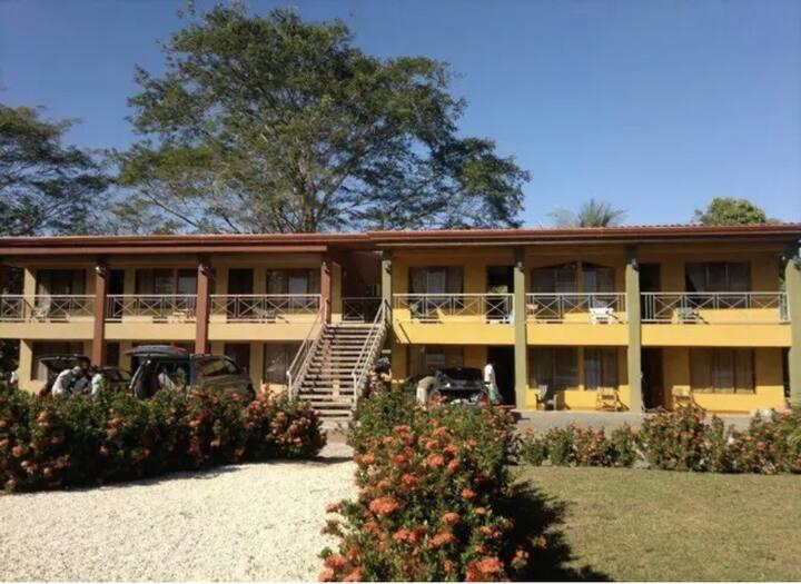 Apartamentos Rancho San Fermin. Playa Panamá.