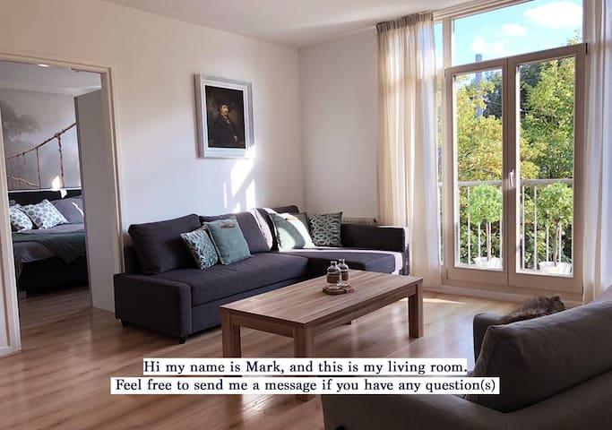 Cozy Apartment - Central Location