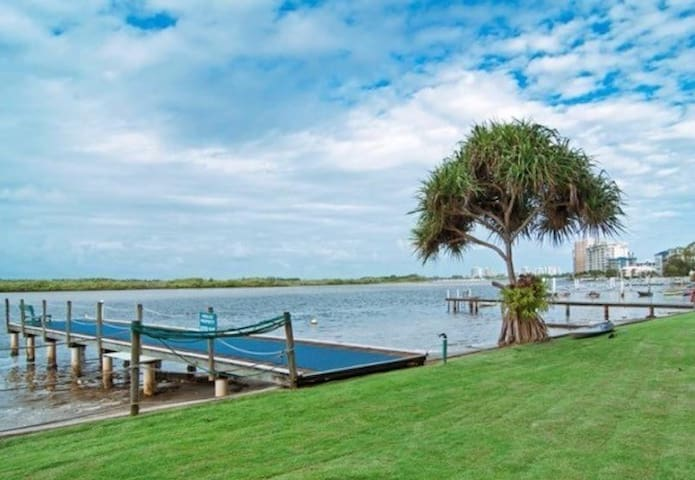 River and Ocean Views - Maroochydore - Leilighet