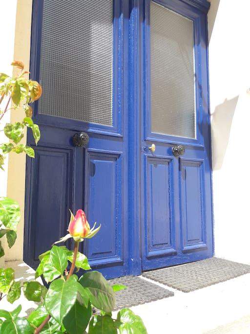 Aux portes de Paris