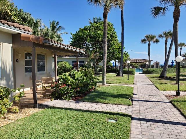 Sunny Beach Side Villa