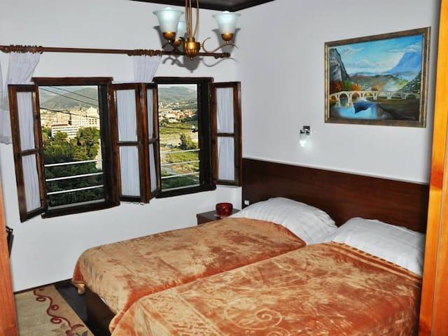 Guest House Hava Baci - Berat - Pis