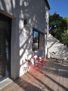 Studio cosy dans un parc, à deux pas de Toulouse - Vieille-Toulouse - Lejlighed